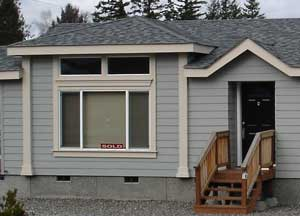 Doublewide Manufactured Home, Triple Wide Manufactured Homes